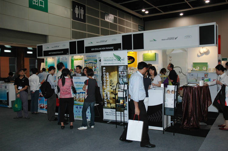 New Zealand at Expo Asia