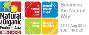 natural & organic products asia 2014 logo